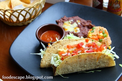 Arcadia Mexican Food