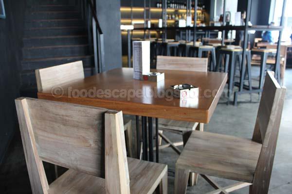 bureau gastro pub food escape indonesian food blog. Black Bedroom Furniture Sets. Home Design Ideas