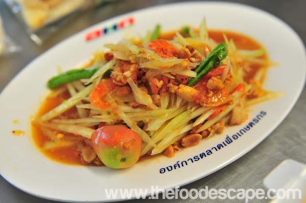 Thum S Thai Kitchen Cornwall Menu