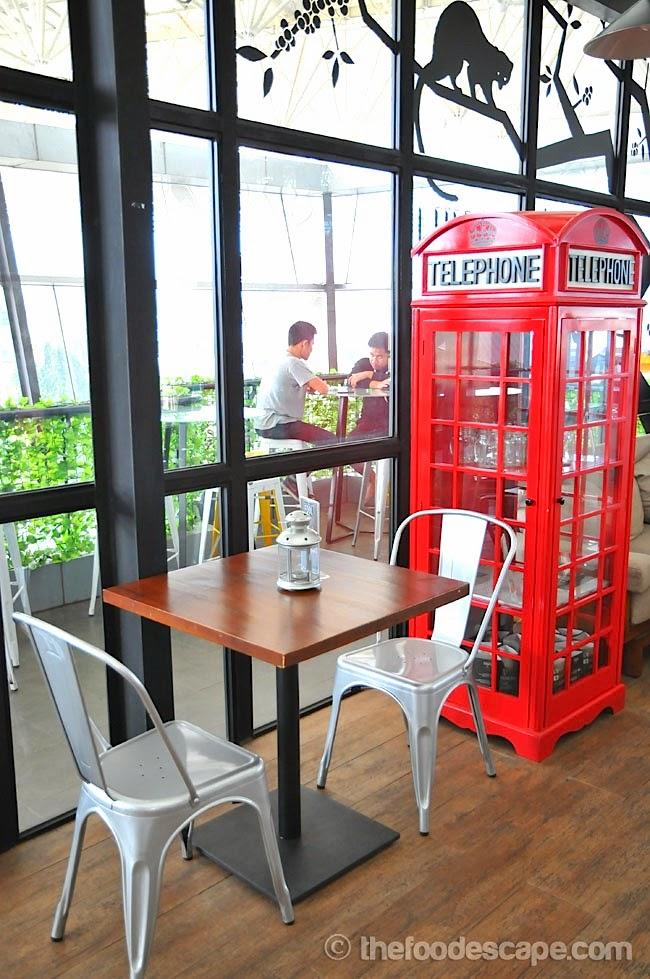 75 Living Room Cafe Bsd The Living Room Cafe Aryaduta Lippo Village Cafe Serves Large