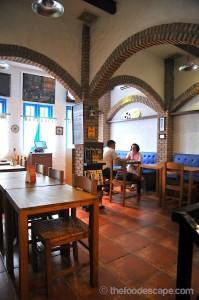 Mediterranean Tea Room Devine Street Columbia Sc