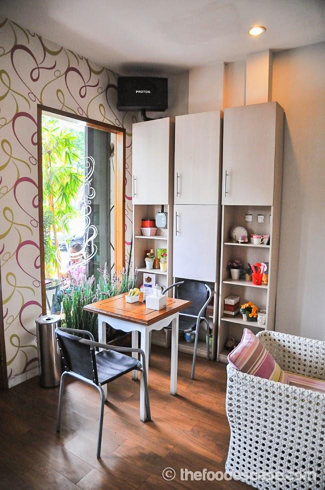 Pantrynette Cafe Lebak Bulus Jakarta