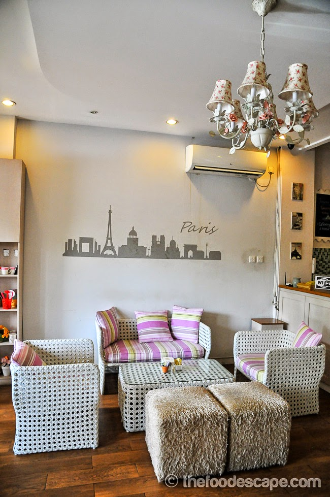 Pantrynette Cafe Lebak Bulus Jakarta Food Escape