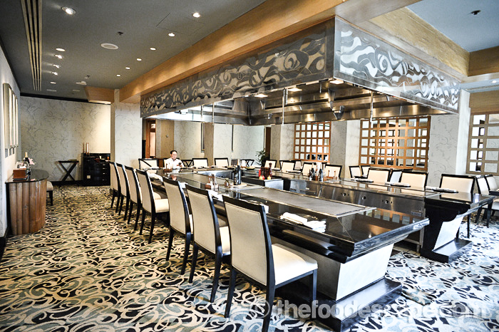 Miyama Japanese Restaurant Hotel Borobudur Jakarta Food Escape Indonesian Food Blog