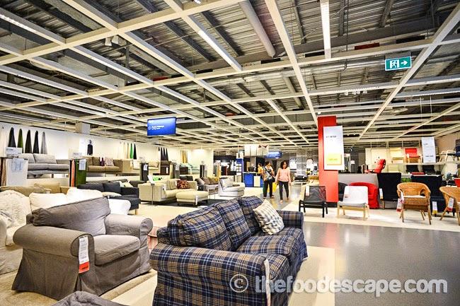 IKEA Indonesia, Alam Sutera, Tangerang - FOOD ESCAPE ...