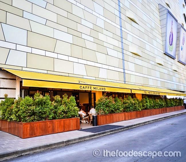 Caffe Milano Grand Indonesia Jakarta