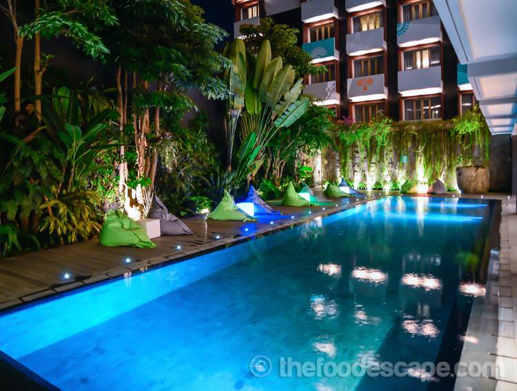 Hotel Bali Tropic Resort And Spa