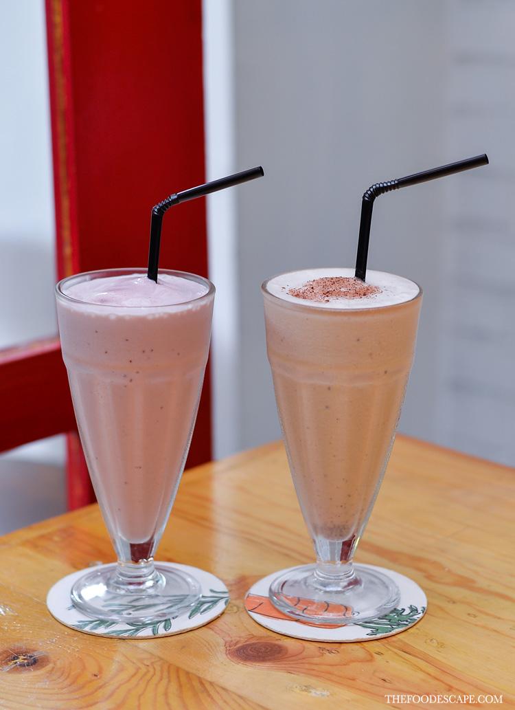 Milkshake IDR 31,000