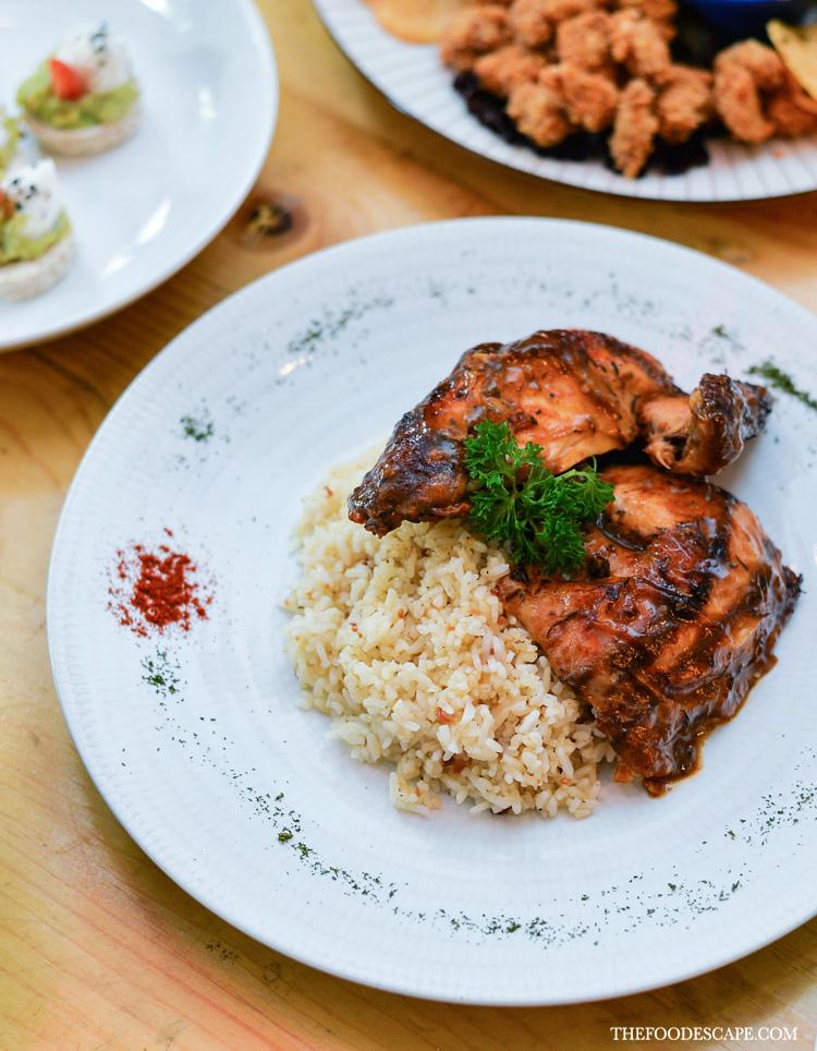 Half Roast Chicken IDR 74,000